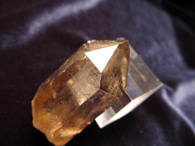 モンブラン水晶