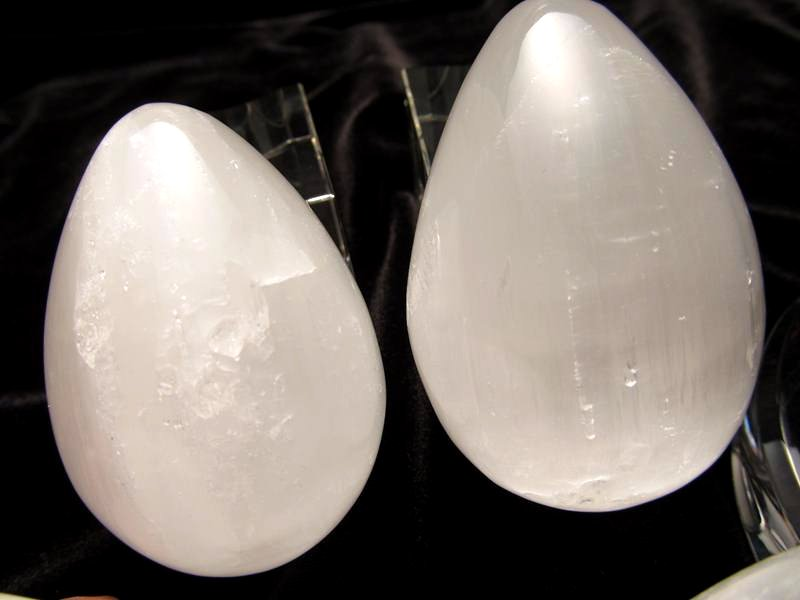 セレナイト卵型