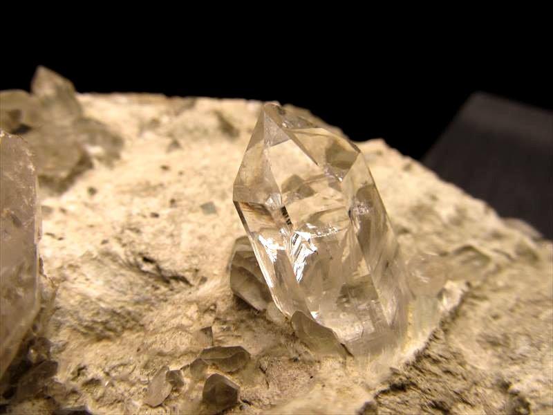 アルプス産水晶