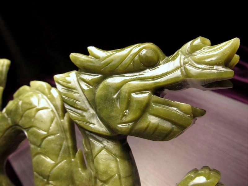 龍彫りサーペンティン