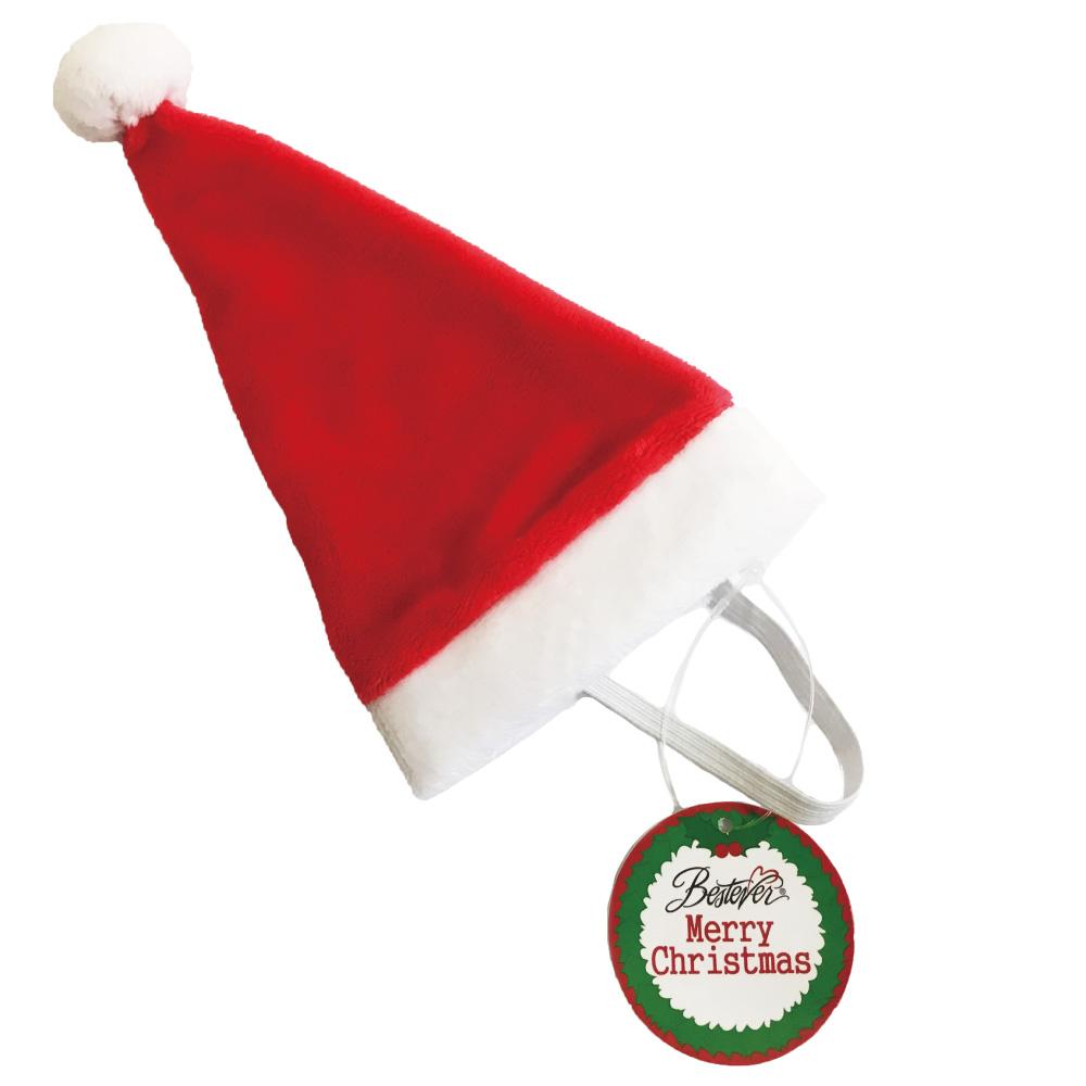 ウォーキングトーキングパピー サンタの帽子