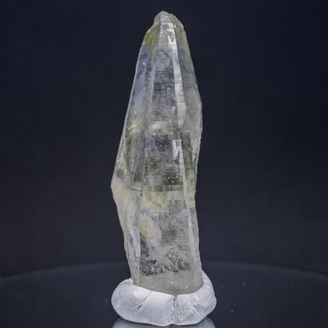 ヒマラヤ水晶 リー産水晶ポイント ガネーシュヒマールhgl-4