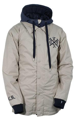 テックナイン(TECHNINE)2011-2012 Bradshaw Coaches Jacket ...