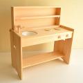 日本製 木遊舎 おままごとキッチン