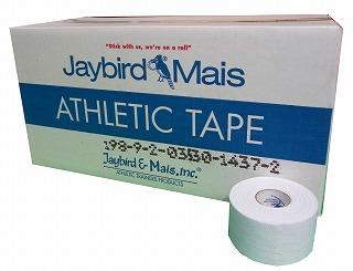 Jaybird & MAIS ジェイバード プロホワイトテープ 38mm 32本入