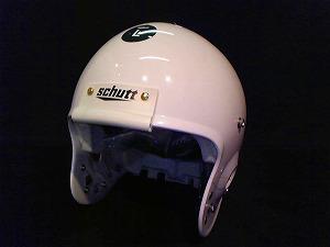 SCHUTT シャット AIR アドバンテージ ヘルメット ホワイト