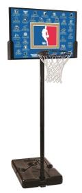 SPALDINGバスケットゴール・NBAチームシリーズ