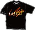 パワーハウス大阪オリジナルインザペイントTシャツ BXAITP2001P