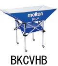 MOLTEN  モルテン 折りたたみ式平型ボールカゴ(背高) BKCVH