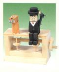 200654 からくりシリーズ/紳士と犬
