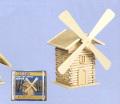 200883 ログハウス/風車の家