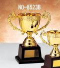 NO-8523B ゴールドカップ/Bサイズ170×75mm【表彰グッズ】