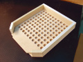 S83-10 抽選球整理器(木製)