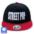 STR ストリートCAP フリーサイズ  カラー8色【キャップ・帽子/名入れ可】