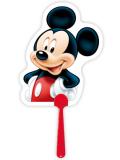 F1042 ミッキーマウス/10本セット キャラクターうちわ