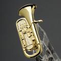 ユーフォニアム Euphonium ブローチ 楽器グッズ 音楽雑貨