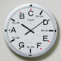 音階時報時計 グランソルフェ 絶対音感 相対音感 音感教育 音楽雑貨 電波時計 音楽ギフト 音楽グッズ