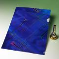 トロンボーン クリアフォルダ Trombone Quartet ZIPANG 公式グッズ 音楽雑貨