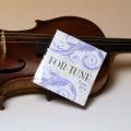 FOR-TUNE ヴァイオリン弦 E線 A線 D線 G線 音楽雑貨 音楽グッズ 弦楽器