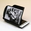 グランドピアノ 写真立て フォトスタンド 音楽雑貨 音楽グッズ
