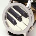 ジャズピアノ AKTEO 音楽腕時計 ウォッチ 音楽雑貨 音楽ギフト