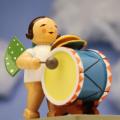 バスドラム Wendt & Kuehn 天使のオーケストラ 音楽雑貨 音楽グッズ 音楽ギフト