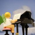 グランドピアノ Wendt & Kuehn 天使のオーケストラ 音楽雑貨 音楽グッズ 音楽ギフト
