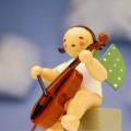 チェロ Wendt & Kuehn 天使のオーケストラ 音楽雑貨 音楽グッズ 音楽ギフト