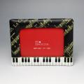 写真立て フォトスタンド ピアノ鍵盤 楽譜 音楽雑貨