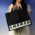 レッスンバッグ ピアノ鍵盤 音楽雑貨