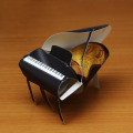 ku・ru・ru メッセージメモ グランドピアノ 音楽雑貨