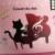 黒猫のソリスト ピアノ マグカップ 音楽雑貨 音楽グッズ