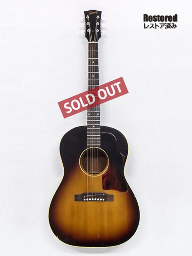 1968年 Gibson LG-1