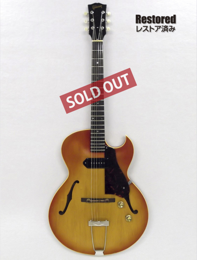 1964年 Gibson ES-125TC Vintage