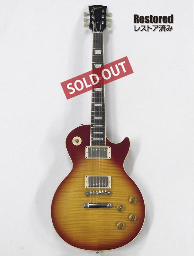 2002年 Gibson Les Paul Standard【製後15歳】