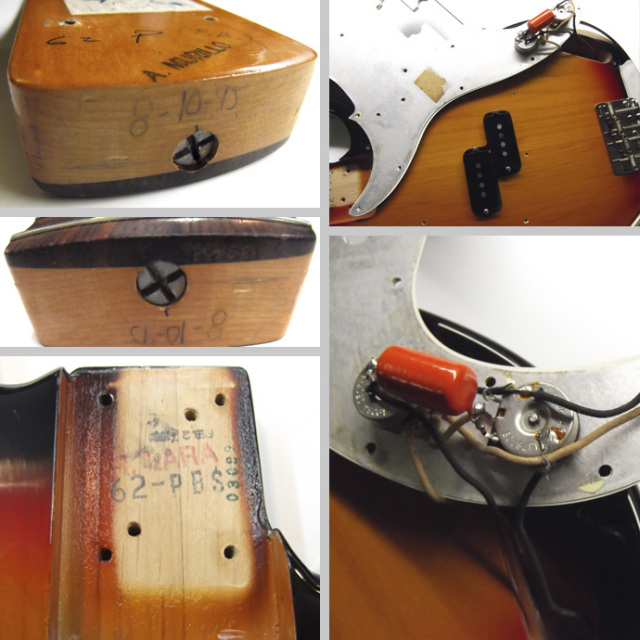 1995年 Fender Precision Bass