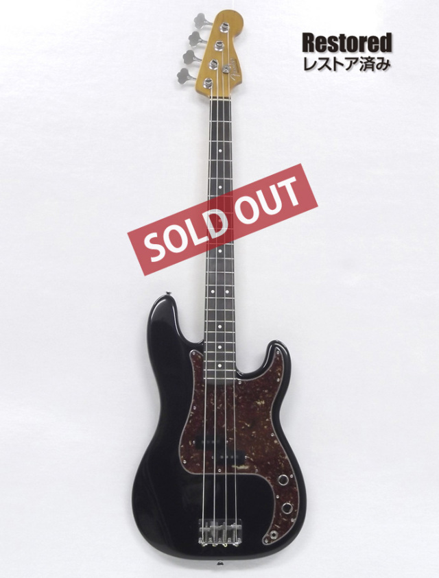 1993年 Fender Precision Bass【製後25歳】