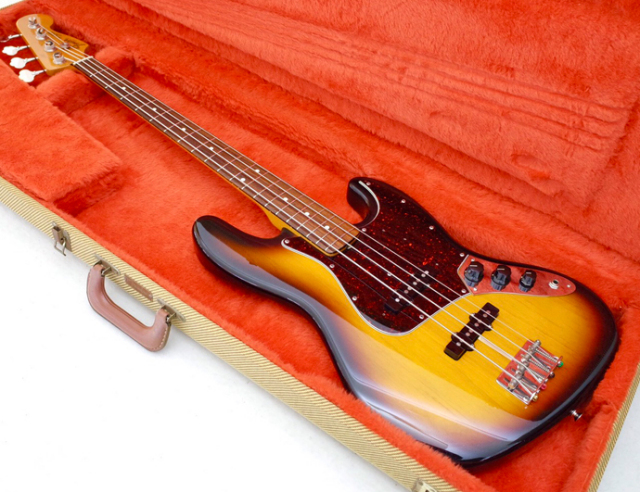 1997年 Fender Jazz Bass