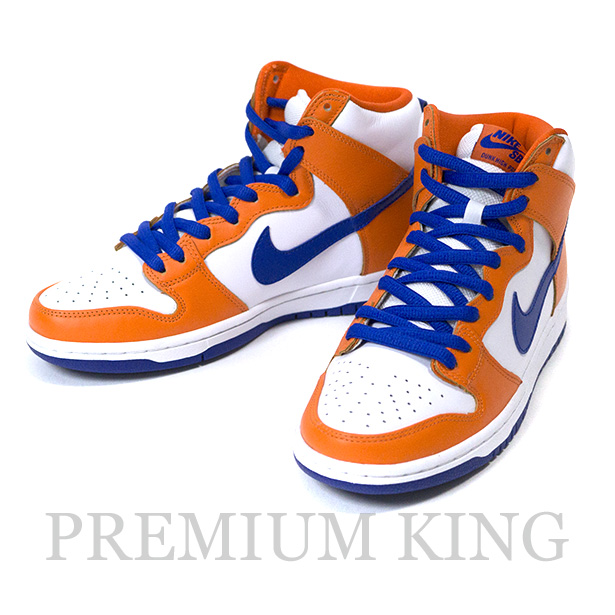 国内正規品 NIKE SB DUNK HIGH TRD QS