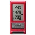 【まとめ買い対象】PRGR NEW RED EYES POCKET〔レッドアイズポケット〕 マルチスピード測定器