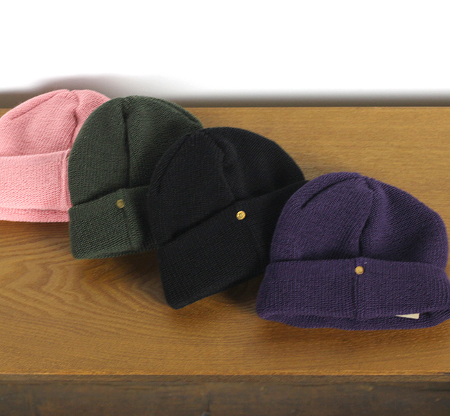 DECHO × ANACHRONORM KNIT CAP ニットキャップ