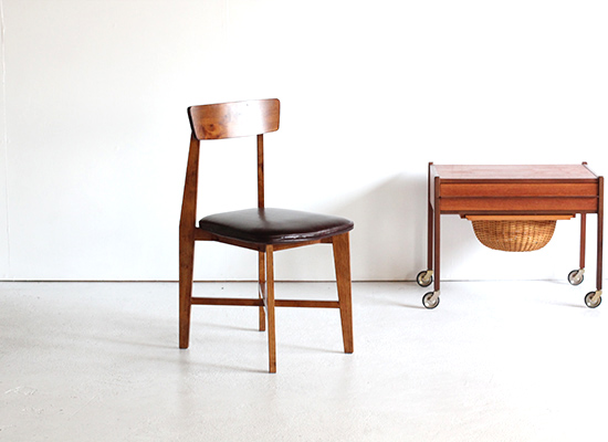 journal standard Furniture ジャーナルスタンダードファニチャー  CHINON CHAIR LEATHER