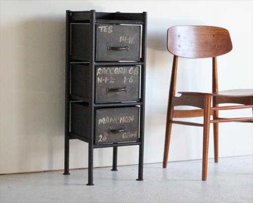 journal standard Furniture ジャーナルスタンダードファニチャー  GUIDEL 3 DROWERS CHEST