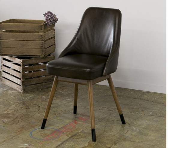 journal standard Furniture ジャーナルスタンダードファニチャー  BOWERY CHAIR LEATHER バワリーチェアレザー