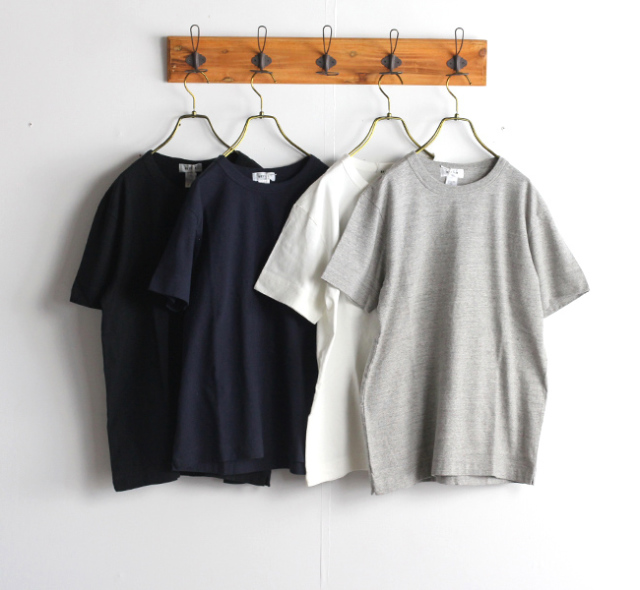 BETTER    MID WEIGHT CREW NECK S/S T-SHIRT MWクルーネックTシャツ BTR1603