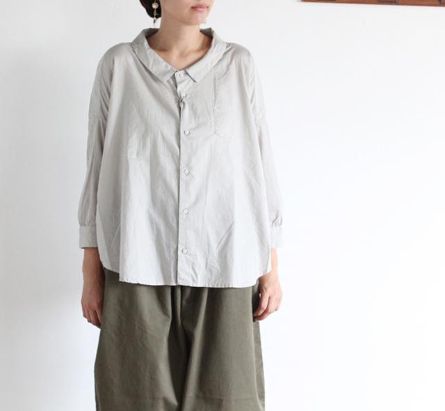 ordinary fits オーディナリーフィッツ レディース BARBAR SHIRT バーバーシャツ OL-S001