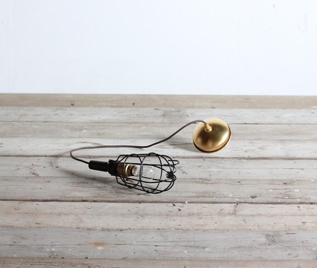 Hand lamp-pendant ハンドランプペンダント