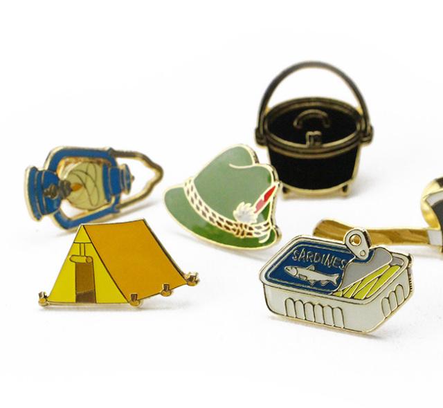 YOKA Outdoor Pins ヨカアウトドアピンズ