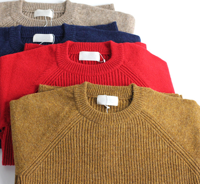 soglia ソリア  LERWICK Sweater