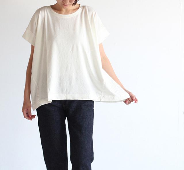 再:ordinary fits オーディナリーフィッツ レディース  BIG TEE ビッグTシャツ